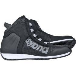 Photo of Daytona Ac4 Wd Motorcycle Shoes Black White 42 Daytona