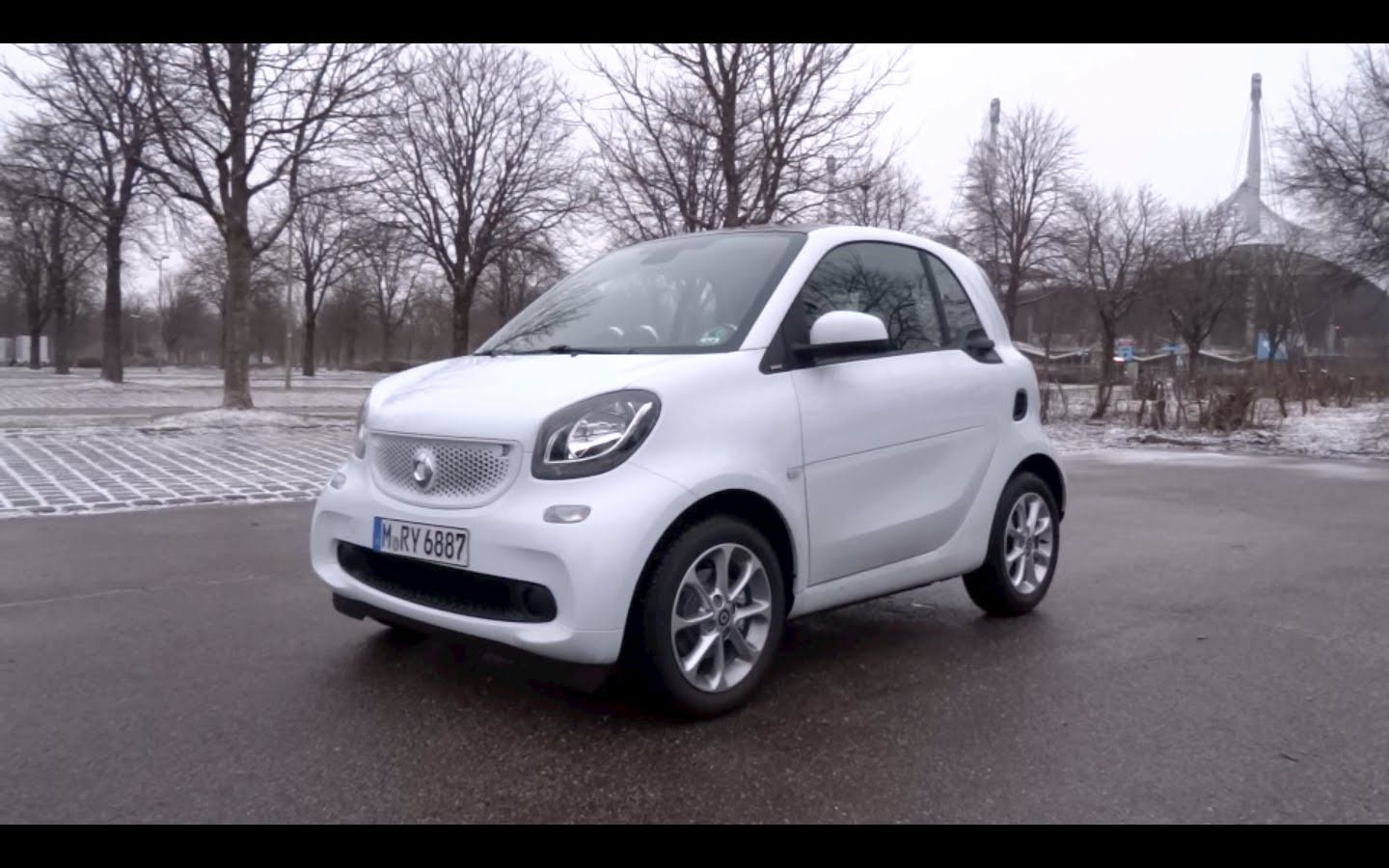 2015 Smart Fortwo Coupe Passion Start Up And Full Vehicle Tour