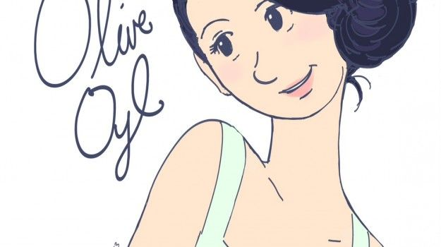 "Olive Oyl Gets the ""Star"" Hair Treatment ‹ Valerie Star - this is beautiful - looks like watercolors : )"