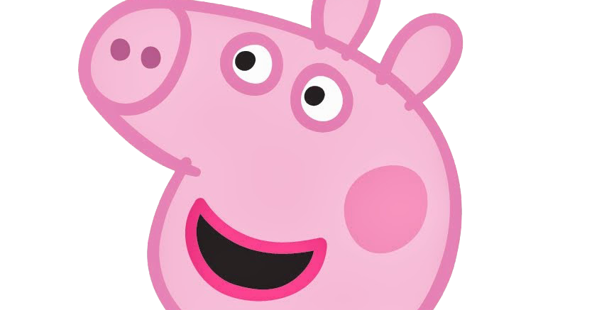 Cartoon Characters Peppa Pig Png Pack Peppa Pig Peppa Pig Party Decorations Pig Png