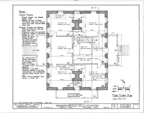 As Built Colonial House Plans Early American Homes House Plans