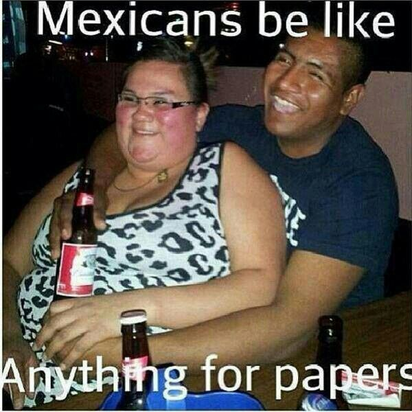 White girl with mexican guy 12