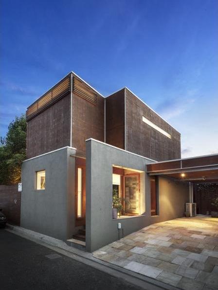UNA CASA EN MELBOURNE   Decorar tu casa es facilisimo.com