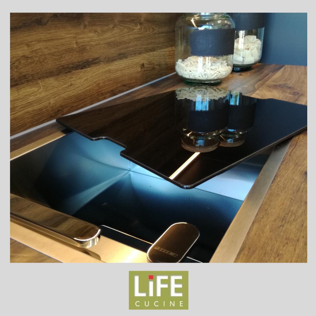 Lavello Cucina Una Vasca Grande losaiche i piani di life cucine integrano anche dei