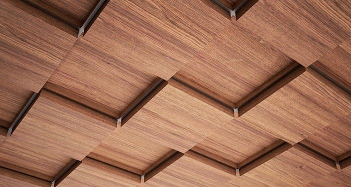 Decorative Wood Ceiling Tiles Httptophomedecor1Blogspot201509Stylishwoodceiling