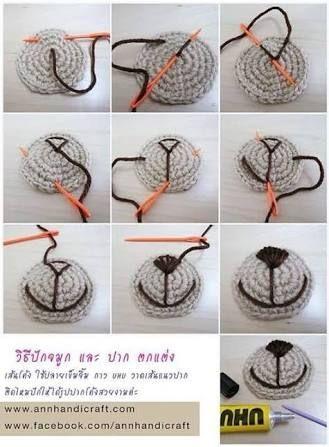 Photo of amigurumi tarifleri ile ilgili görsel sonucu – Denenecek Tarifler #Amigurumi #D …