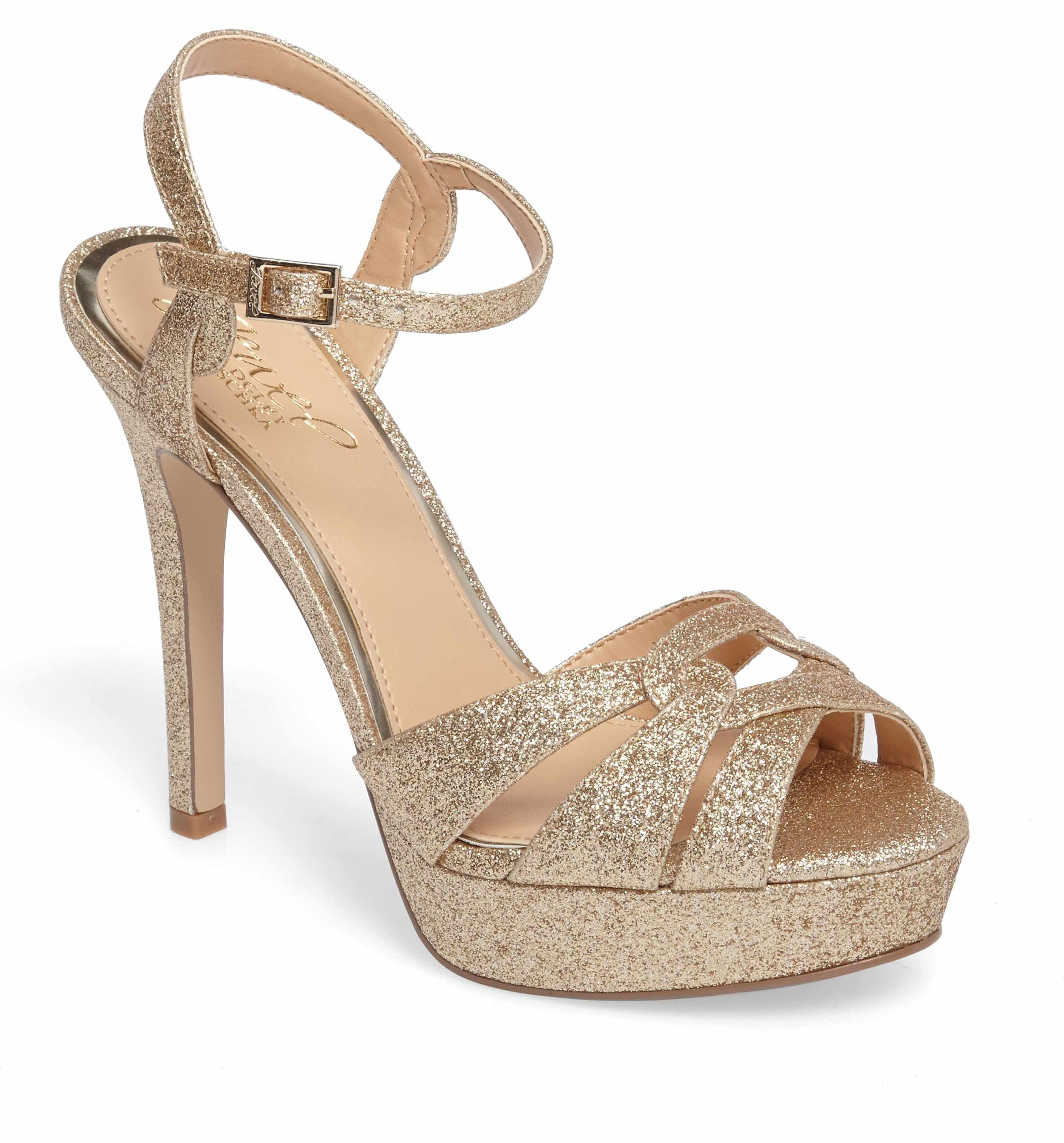Badgley Mischka Women's Alysa Platform Sandal 2CjIdh