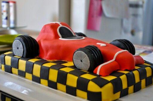 Race taart