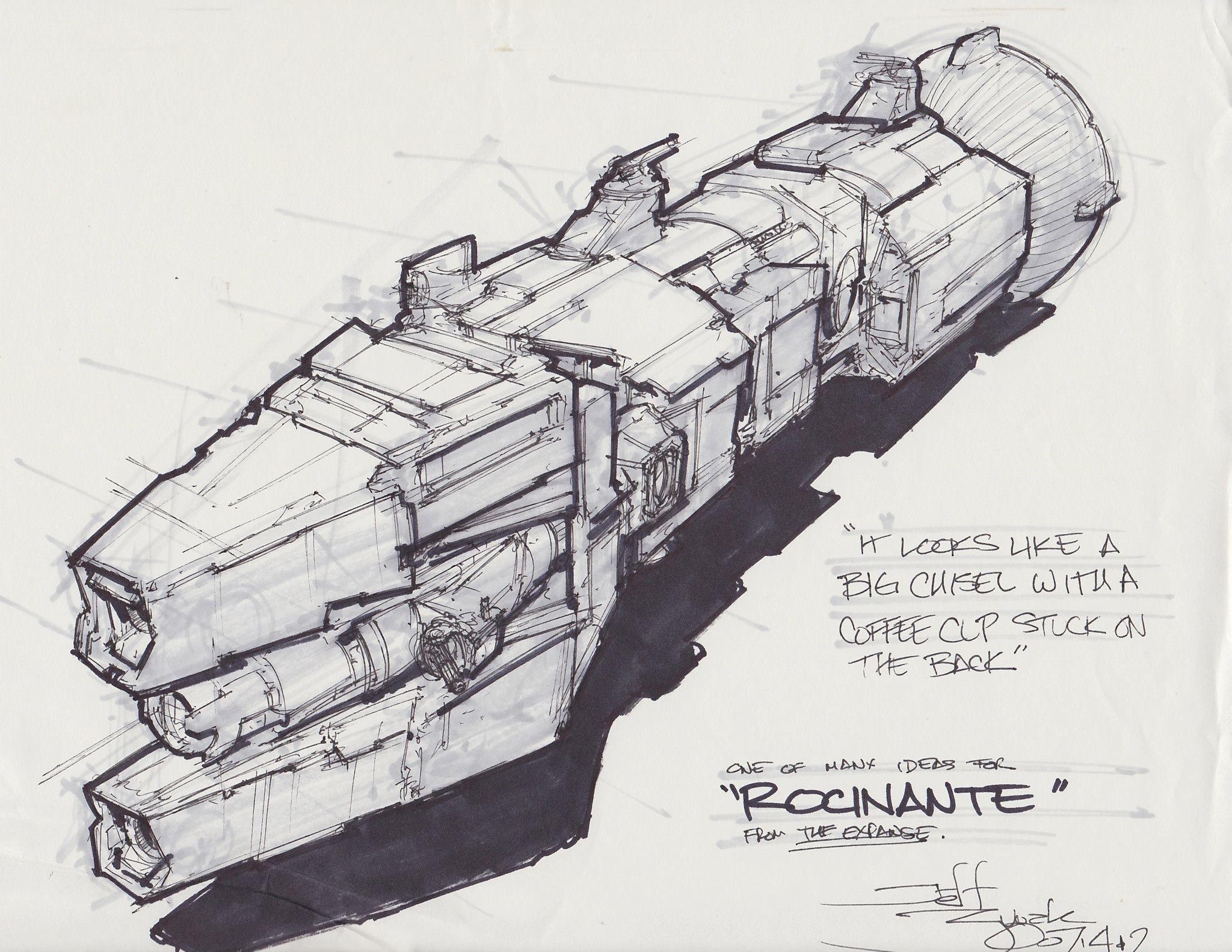 Rocinante  The Expanse Wiki €� Leviathan Wakes, Caliban's War And Abaddon's  Gate