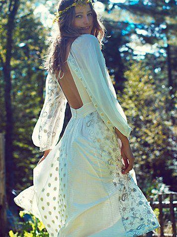 FP New Romantics Dance With Somebody Dress