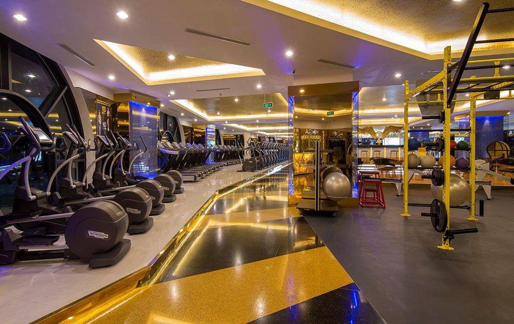 centuryon la salle de sport de luxe 24 000 dollars l 39 ann e salle sport salles de sport et. Black Bedroom Furniture Sets. Home Design Ideas