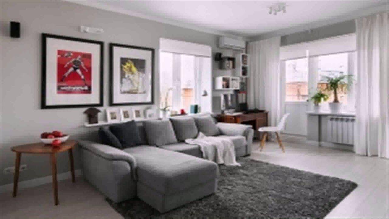 Living Room Curtain Ideas Grey Sofa - Gif Maker DaddyGif ...