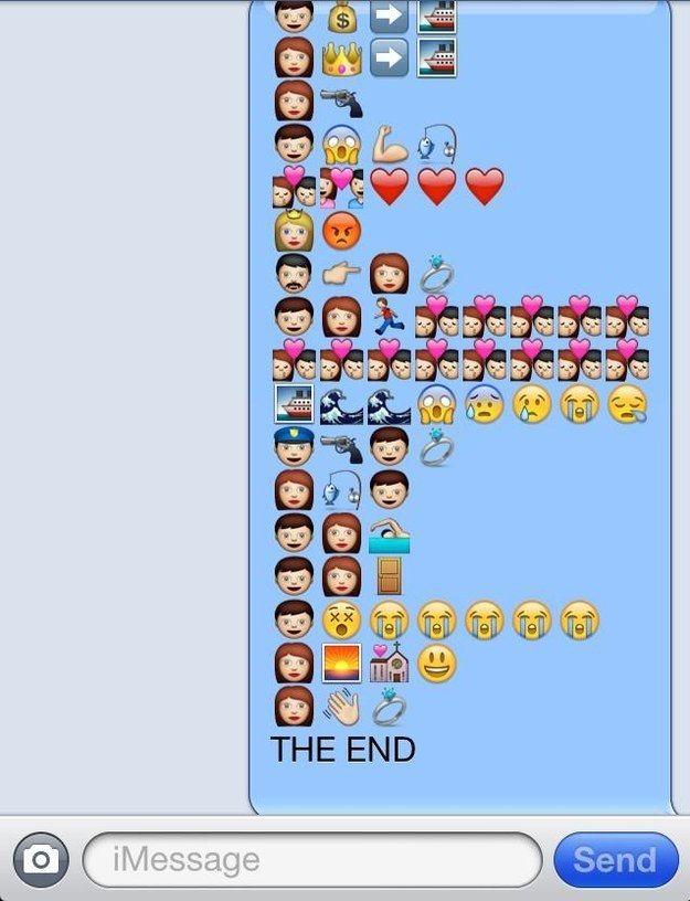 Emoji Stories Copy Paste : emoji, stories, paste, Titanic, Emoji, Stories,, Emoji,, Stupid, Funny, Memes