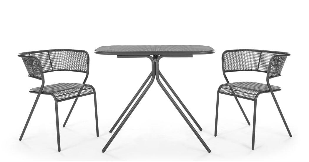 Made Com Ensemble Table Et Chaise Table Et Chaises Table Et Chaises De Jardin
