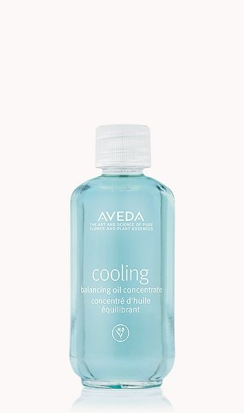 Cooling Balancing Oil Concentrate Aveda Oils Organic Peppermint