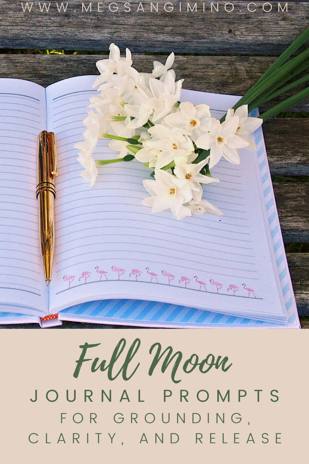 Full Moon Journal Prompts