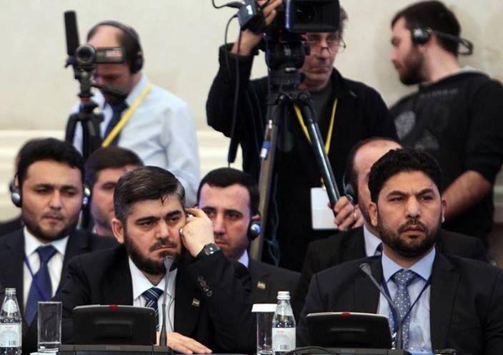 #مباشر | بين #أستانا وأنقرة والرياض..عن #سوريا يتحدثون..عن الهدنة وما بعد الهدنة  #أورينت