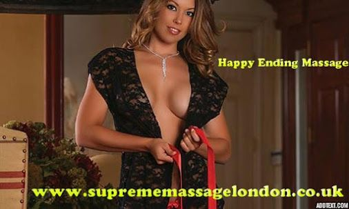 Happy ending massages london