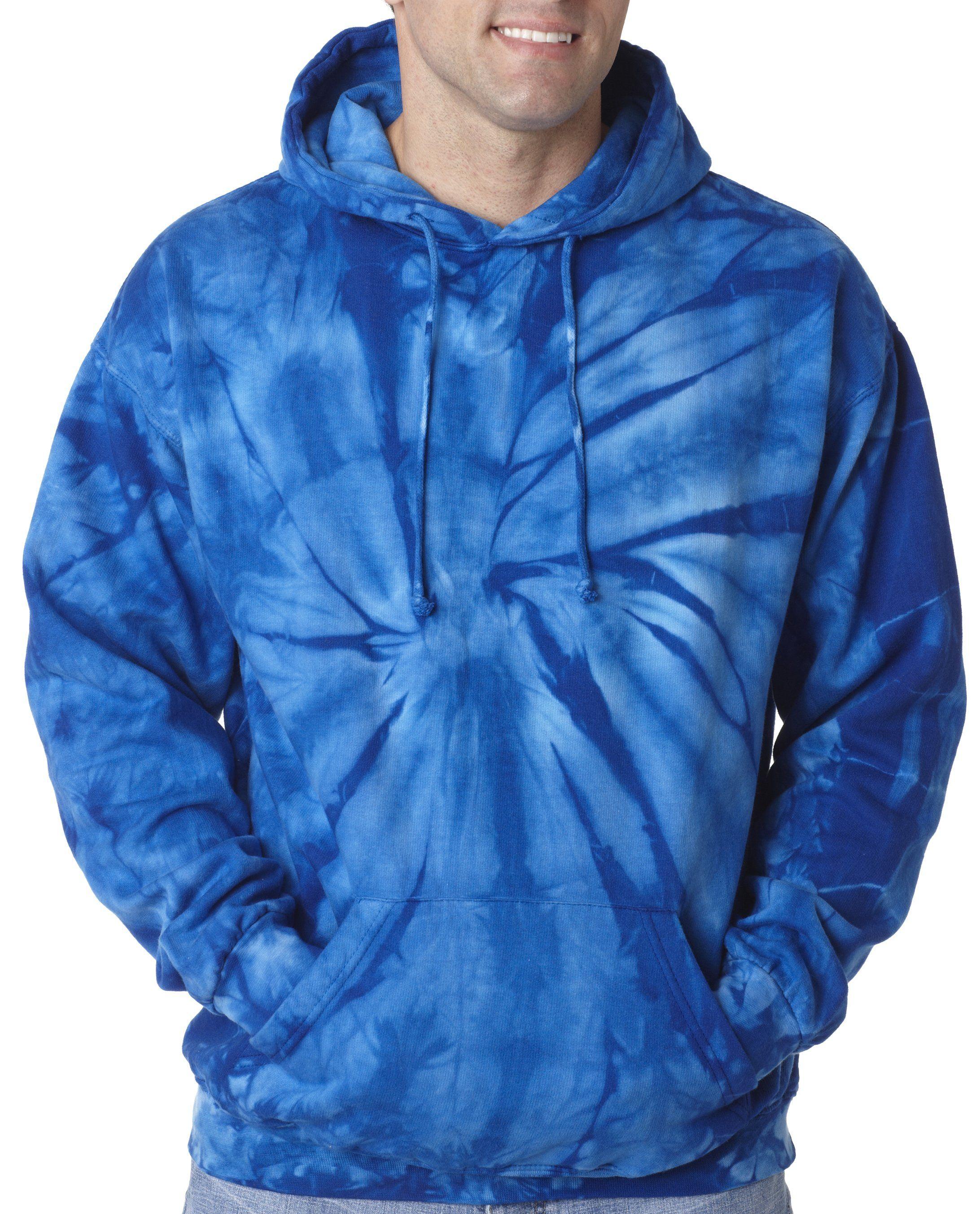 197df9616bc74 Adult Unisex Tie Dye Hoodie   Products   Tie dye hoodie, Tie Dye ...