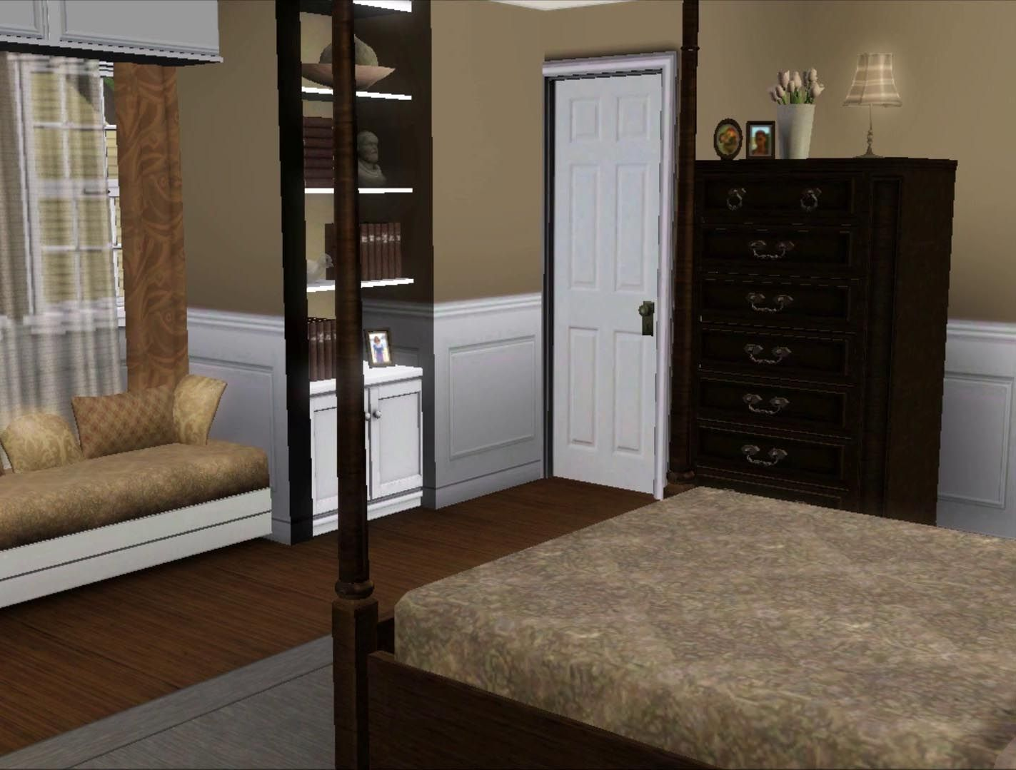 My Sims 3 Blog Bree Van de Kamp House by Wisteriabrayan – Bree Van De Kamp House Floor Plan