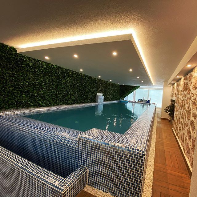 570 Indoor Swimming Pool Griya Home Ideas Indoor Swimming Pools Pool Designs Swimming Pools