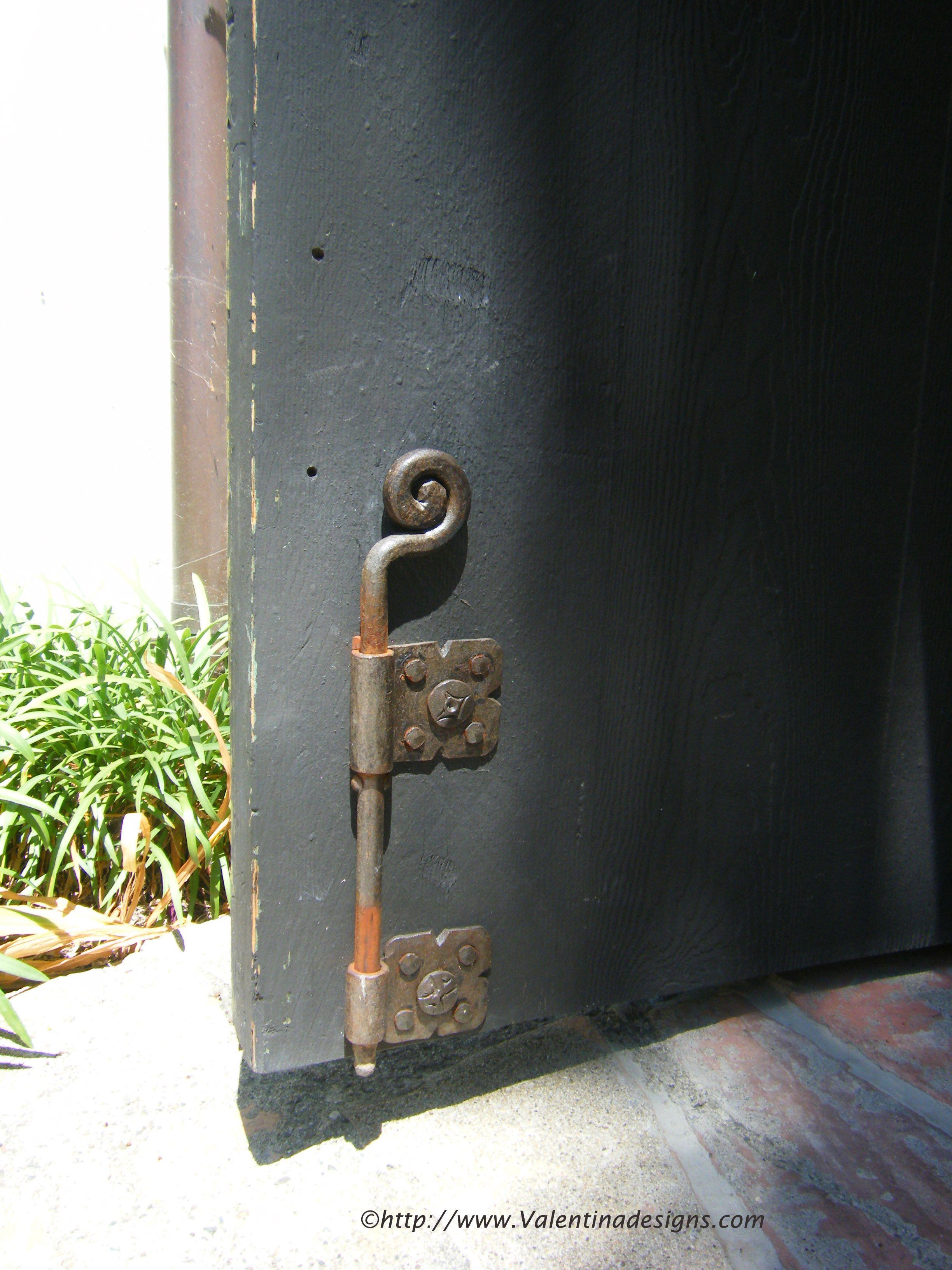 Spanish Style Door Lock Spanish Style Doors Hacienda Style Spanish Style