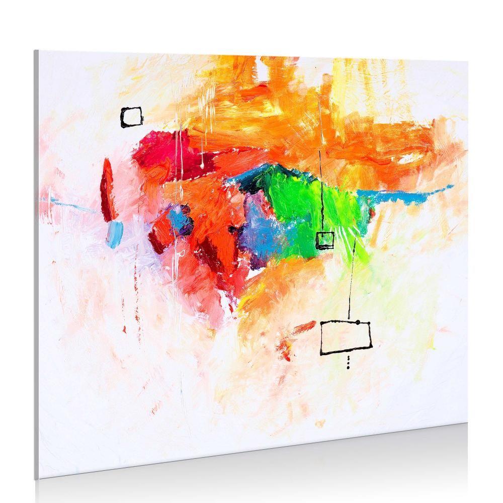 Leinwandbild Verlorene Farben | Canvas art - wandbilder und ...
