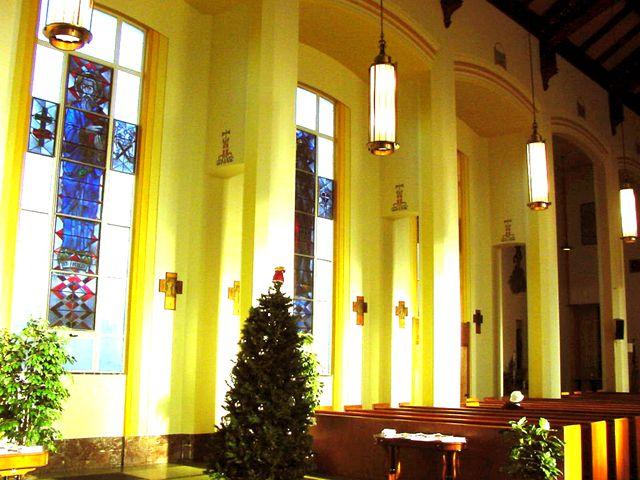 St. Matthias Catholic Church, New Orleans, LA.