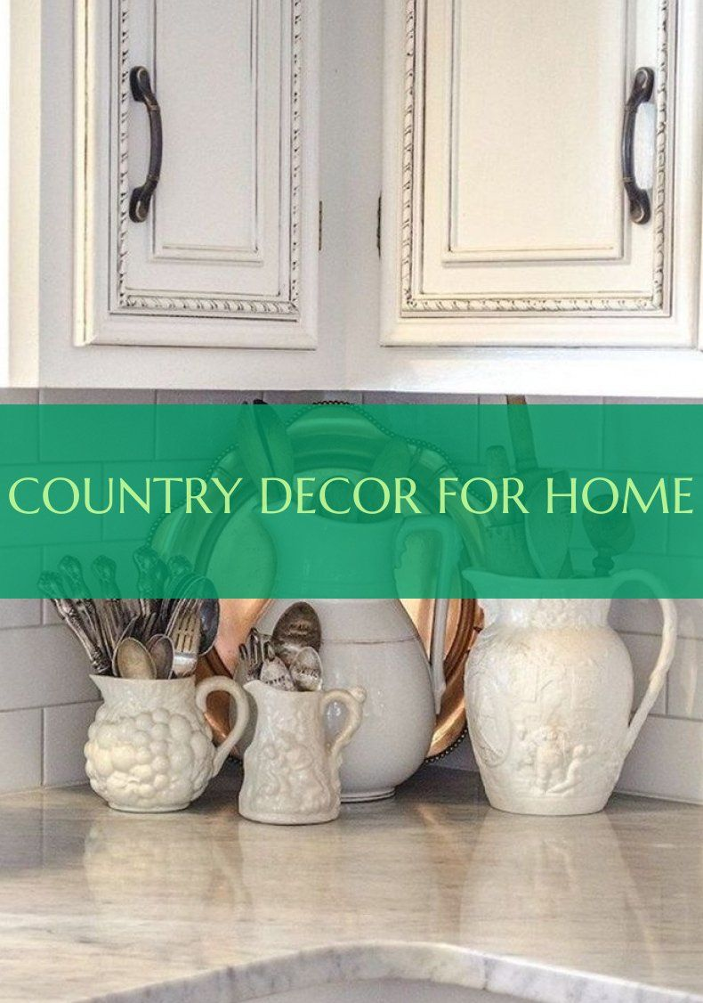 country decor for home