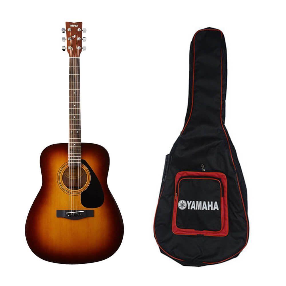 Yamaha F310 Tbs Acoustic Guitar With Gig Bag Combo Pack Buy Guitar Yamaha Guitar Guitar
