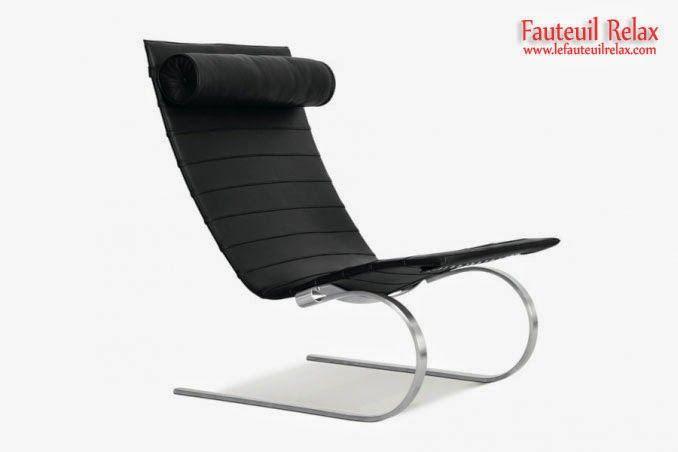 Fauteuil relax PK20 Rocking Chair