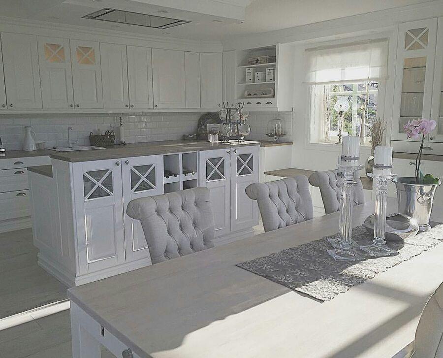 Shabby and charme nordic style a casa di tone kitchen for Arredamento nordico moderno