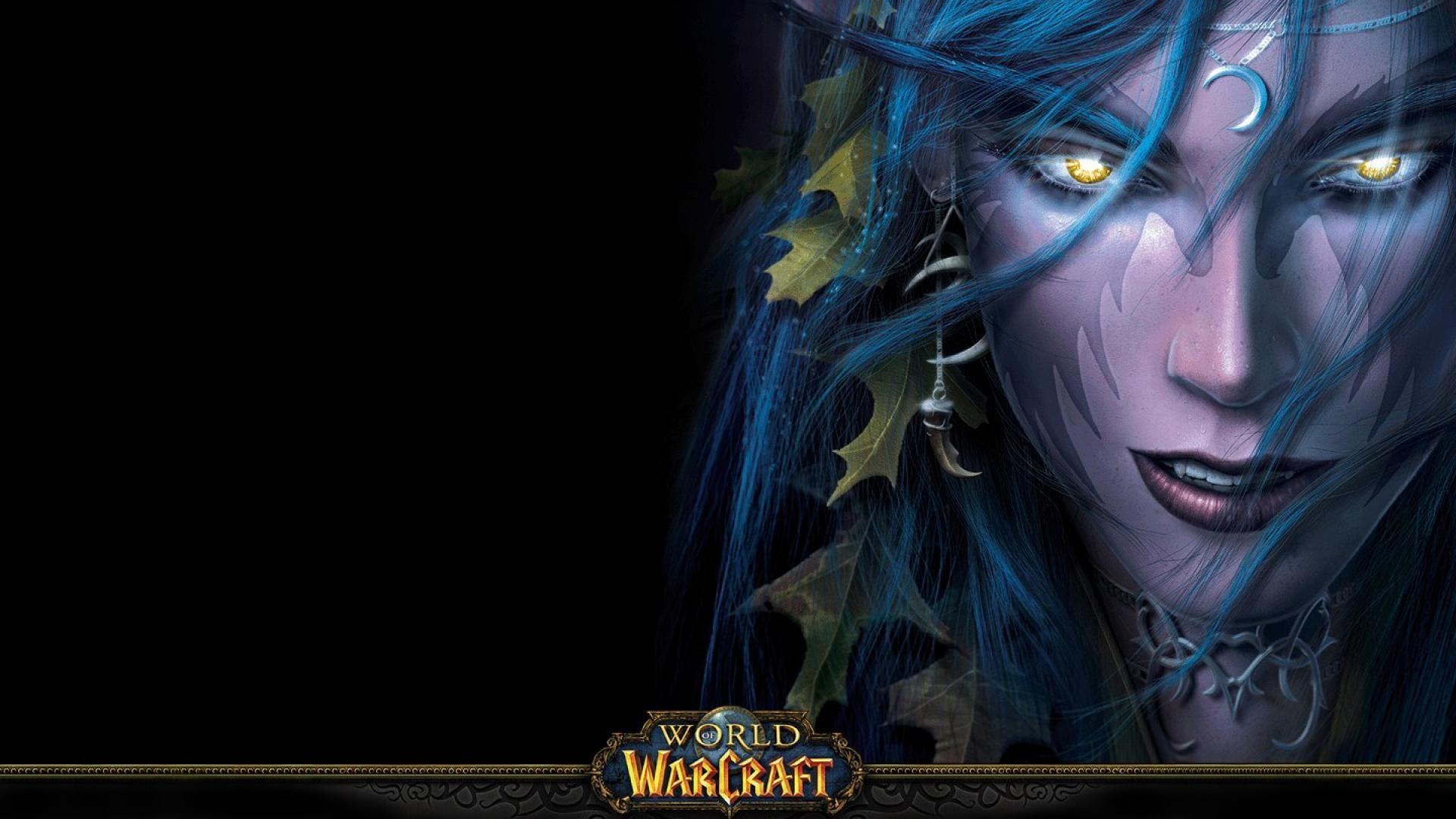 World Of Warcraft Night Elf Wallpaper Wallarc World Of Warcraft Wallpaper World Of Warcraft Night Elf
