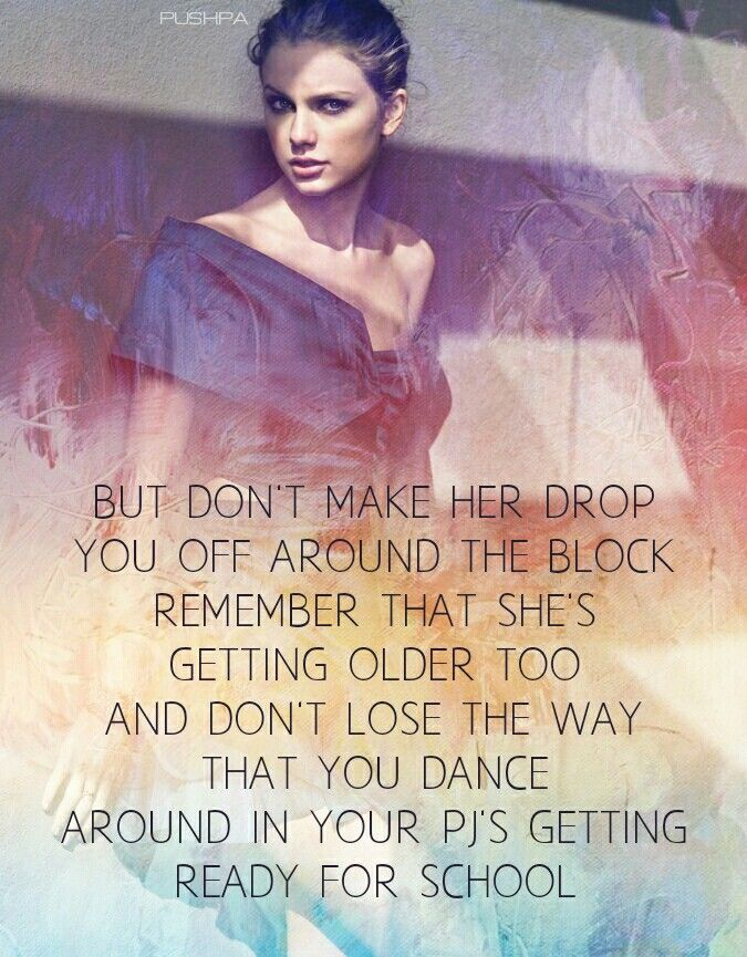 Taylor Swift Never Grow Up Lyric Edit By Pushpa