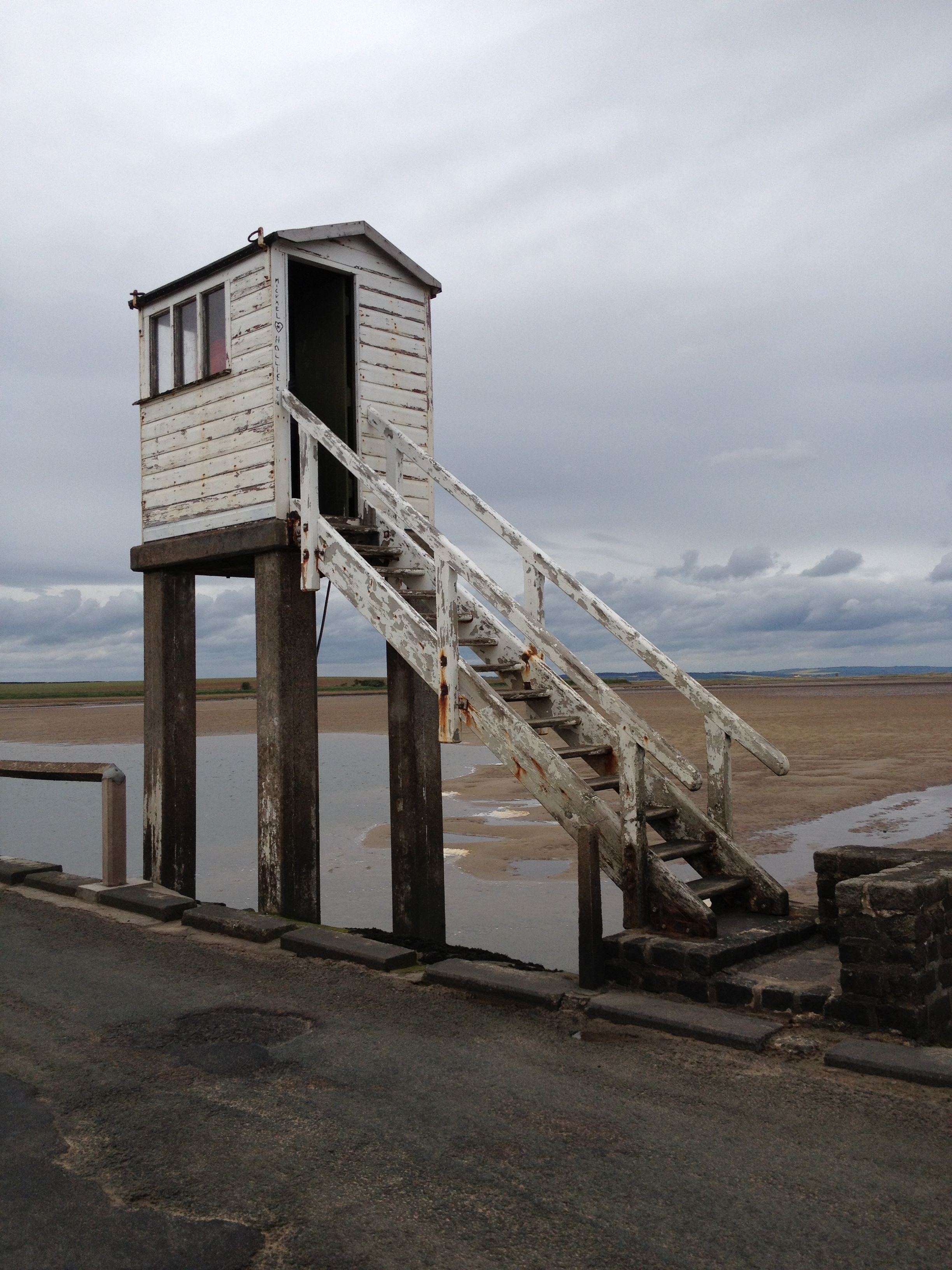 Best The Holy Island Refuge Hut 27 5 13 Just Before The Tide 400 x 300