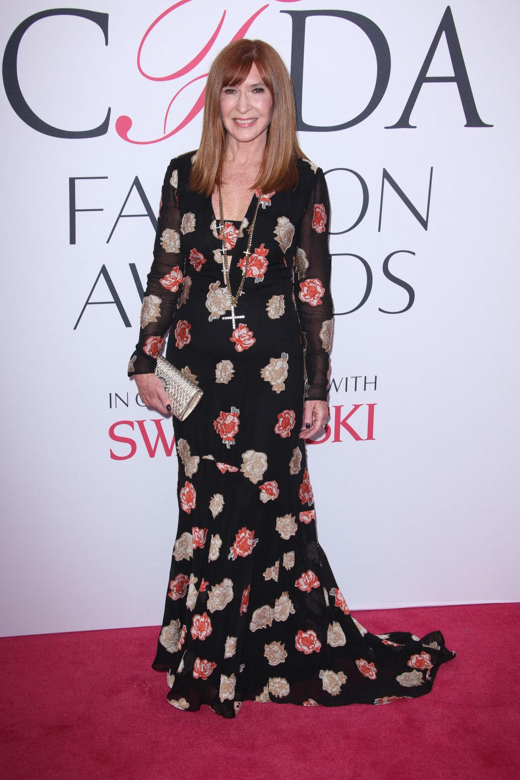 Nicole Miller at 2016 CFDA Awards Red Carpet
