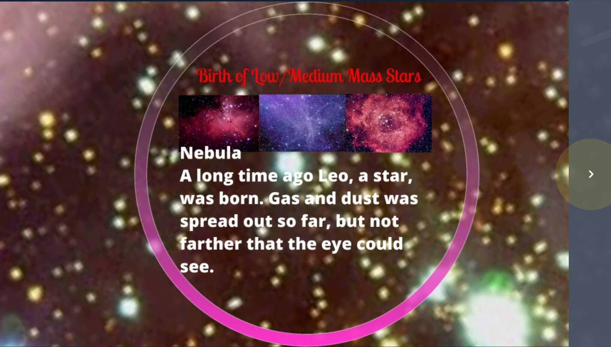 Life Cycle Of Low Medium And High Mass Stars