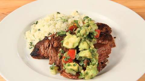 Flank Steak Dinner Allrecipes Delicious And Healthy