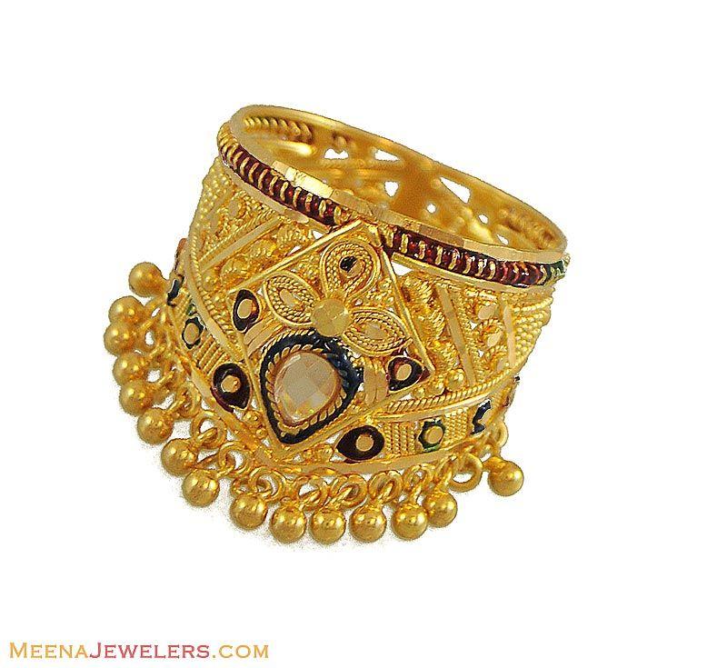 Gold Jewellery Designs | ... com rings ladies gold ring 22k gold designer ring code rilg9018