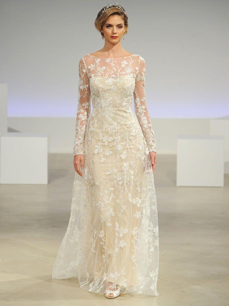 Anne Barge Fall 2017 Utterly Romantic Wedding Dresses With