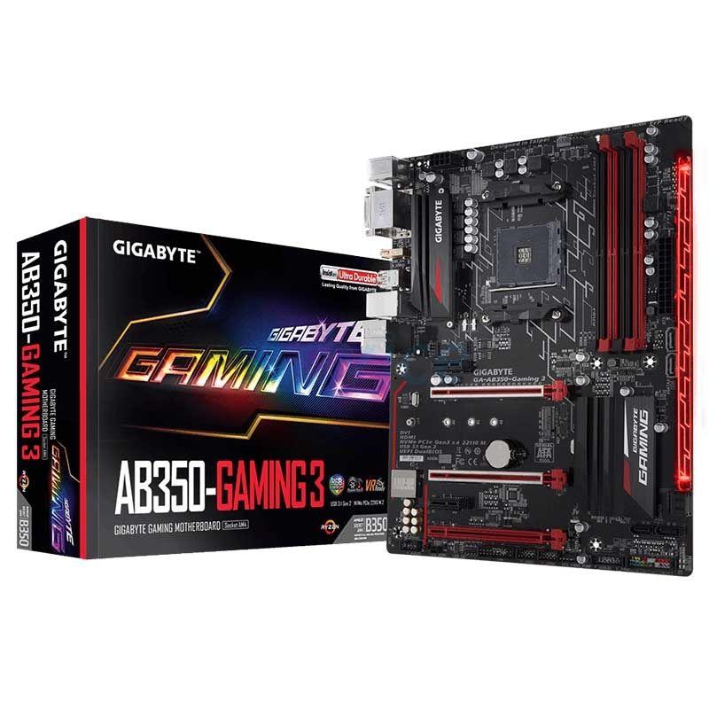 น ไง Gigabyte Ab350 Gaming 3 Motherboard Gigabyte Graphic Card