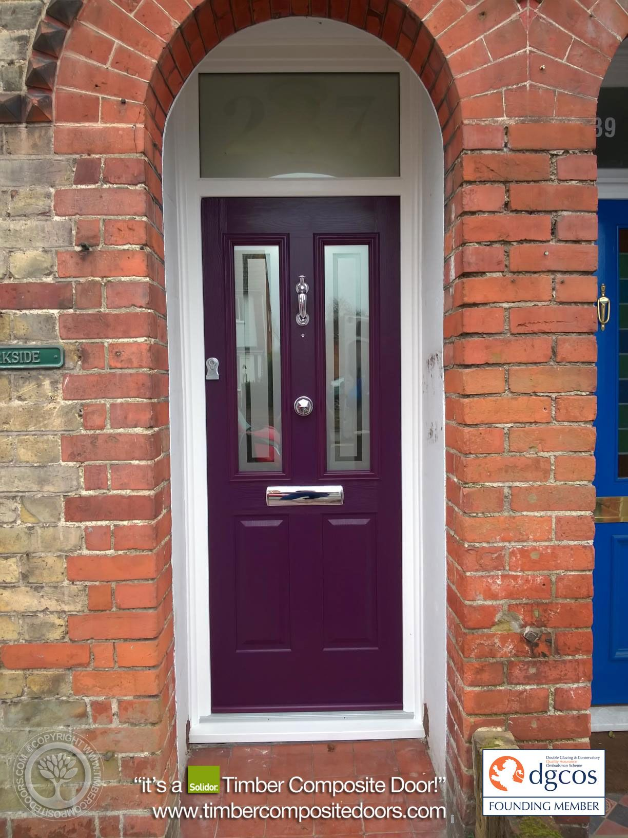 Solidor Timber Composite Doors 12 Months Interest Free Credit By