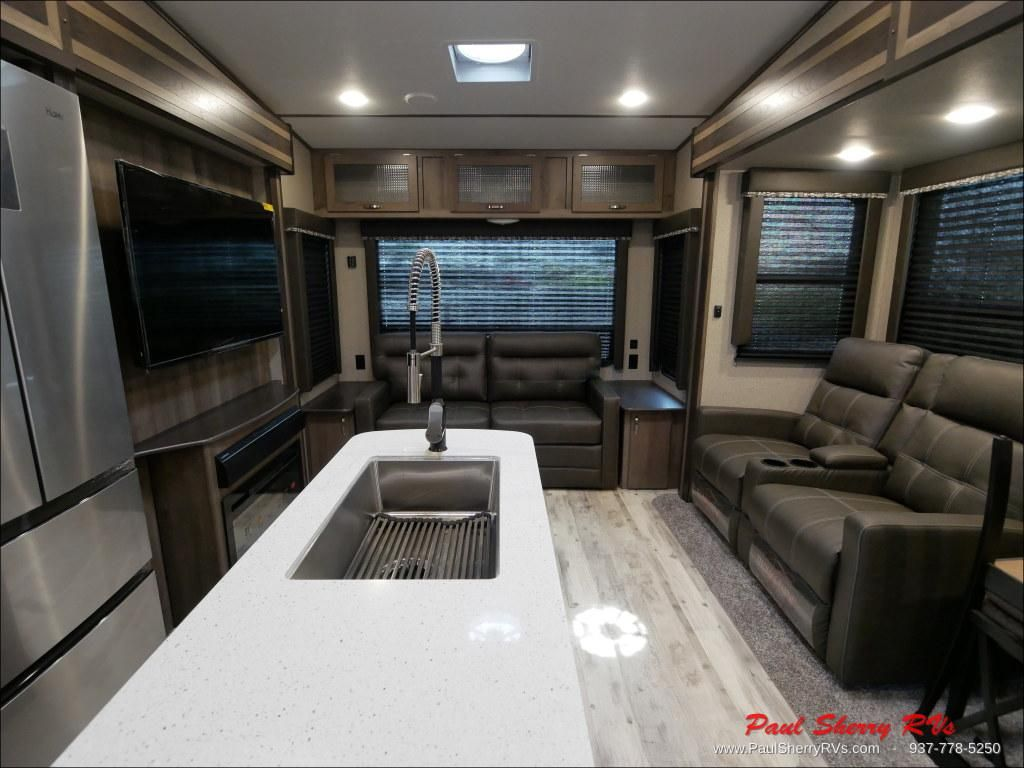 2020 Keystone Sprinter Limited 3571fwlft Fifth Wheel Piqua Oh