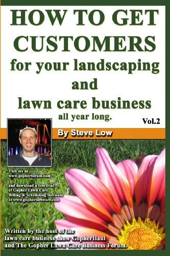 how to start up lawn mowing and garden business