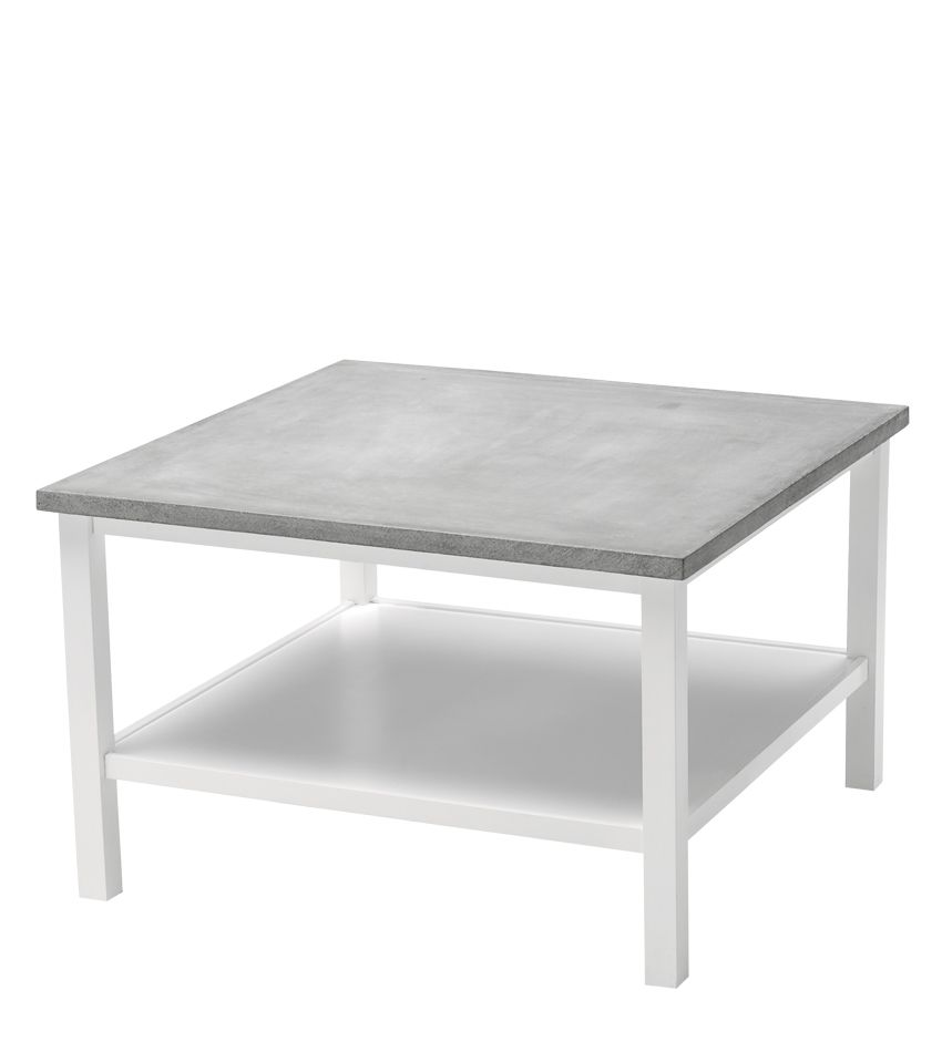 Bruka design soffbord betongskiva Heminredning Soffbord, Soffbord fyrkantigt och Hem inredning
