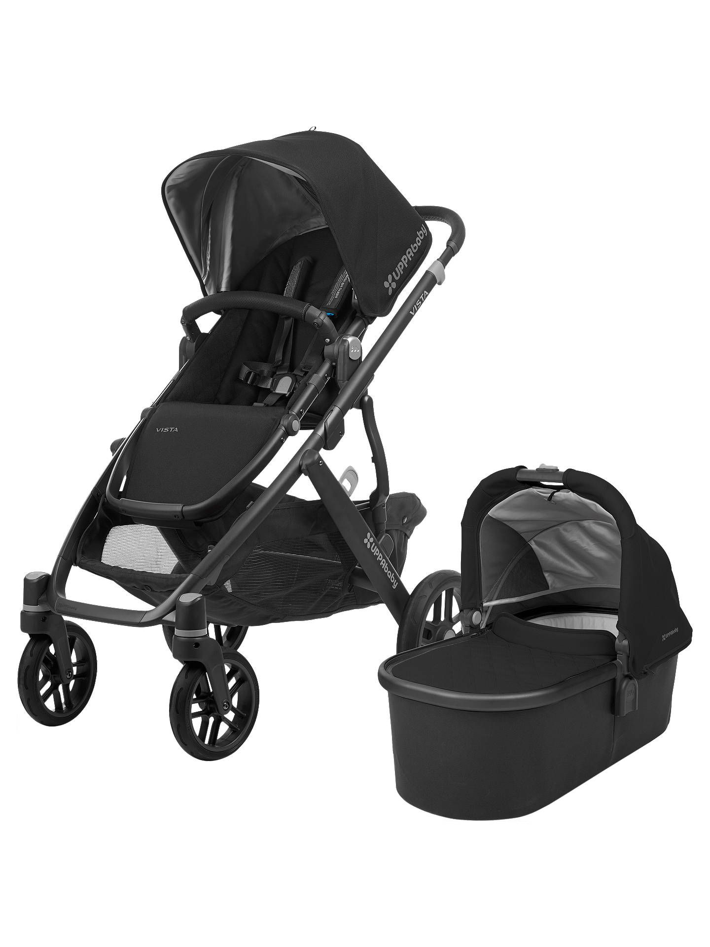UPPAbaby Vista Pushchair and Carrycot, Jake in 2020