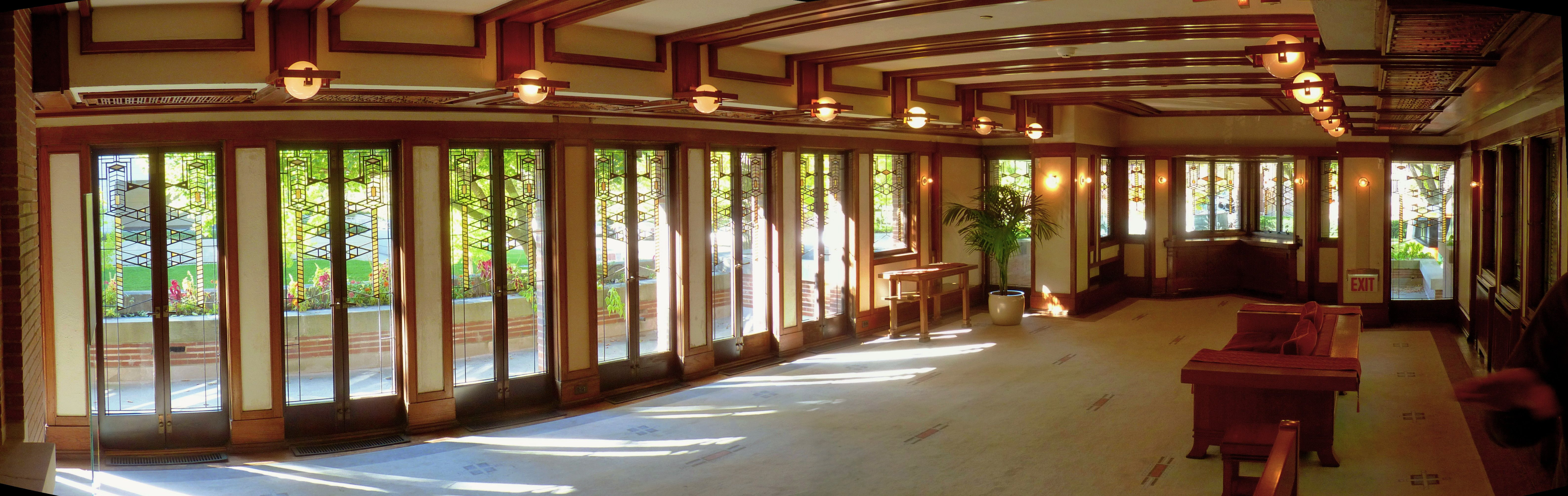 Robie house frank lloyd wright top hd images spaces