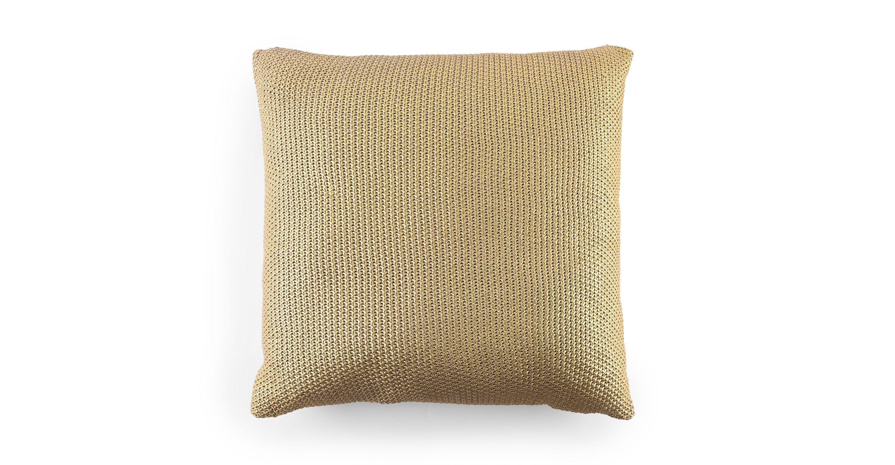 Adorn Gold Floor Pillow is part of Scandinavian Home Accessories Pillows -