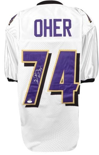 Michael Oher Signed Authentic jersey NEED   Michael oher, Jersey ...