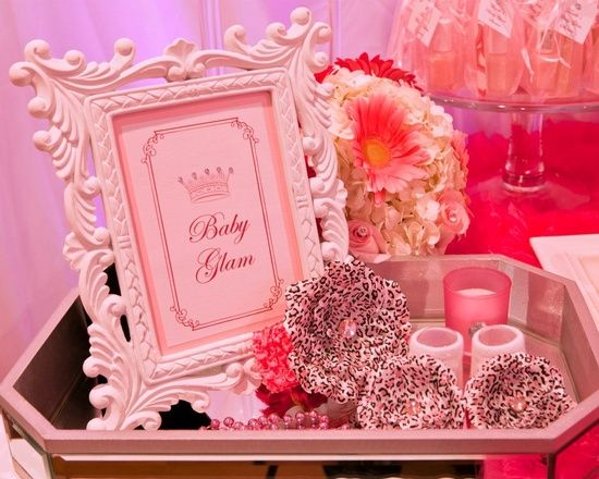 glamorous baby shower | Baby Glam Shower / Baby Glam Frame | Cute ...